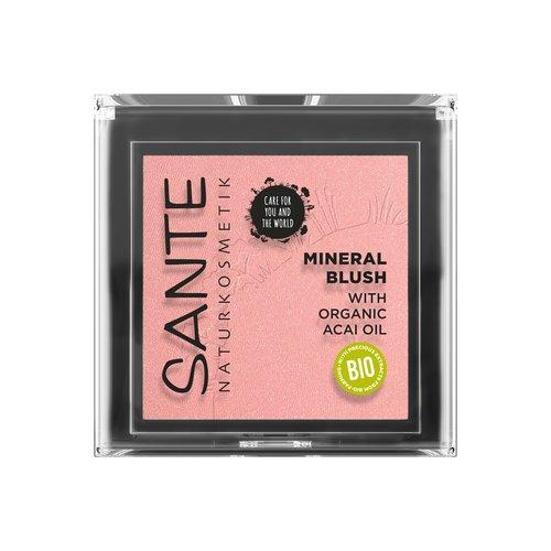 Sante Mineral blush 01 mellow peach 5gr