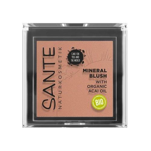 Sante Mineral blush 02 coral bronze 5gr
