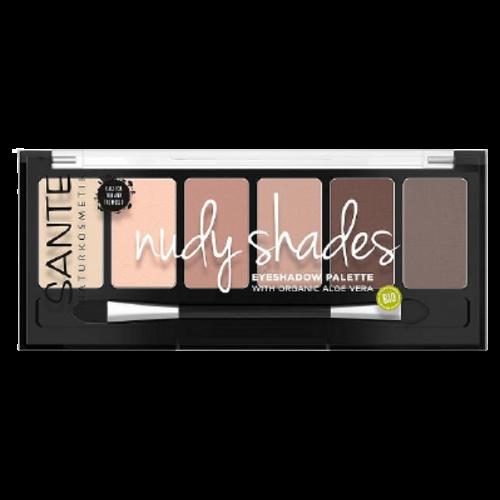 Sante Eyeshadow palette nudy shades 6gr