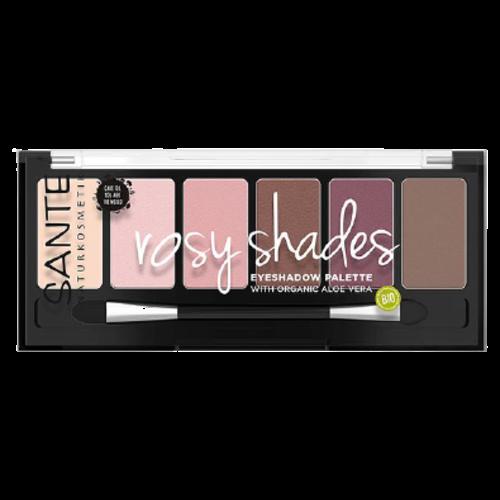 Sante Eyeshadow palette rosy shades 6gr