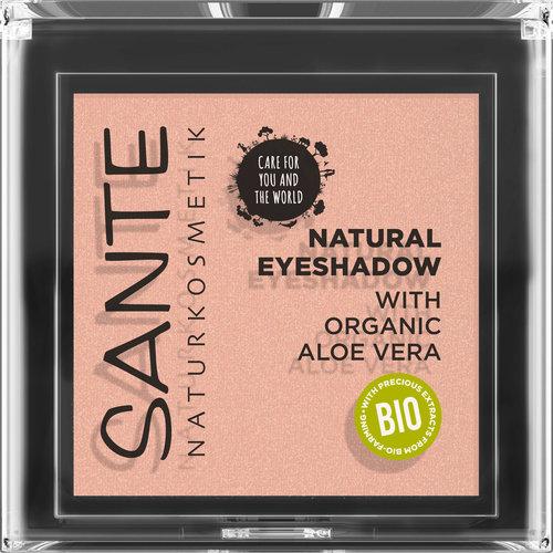 Sante Natural eyeshadow 01 pearly opal 1,8g