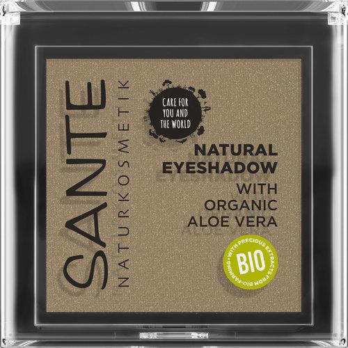 Sante Natural eyeshadow 04 tawny taupe 1,8g