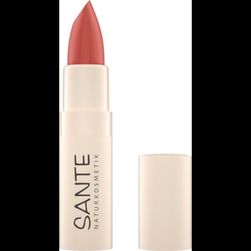 Sante Moisture lipstick rose pink