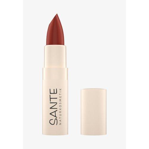 Sante Moisture lipstick hazel red
