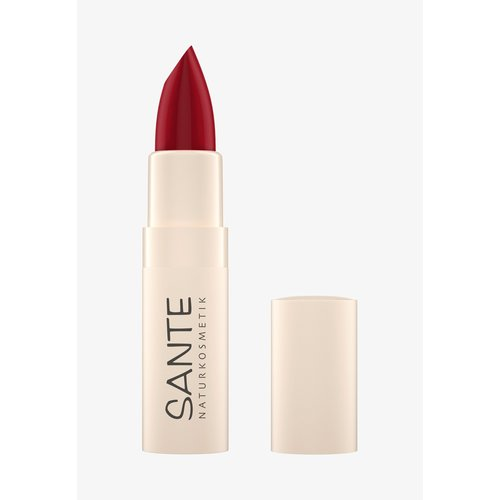 Sante Moisture lipstick fierce red