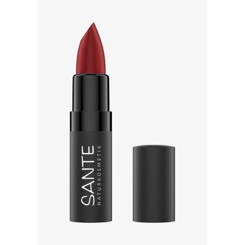 Sante Matte lipstick kiss-me red