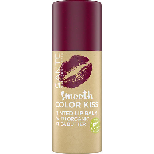 Sante Smooth color kiss soft plum