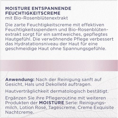 HELIOTROP Moisture vocht inbrengende crème 50ml