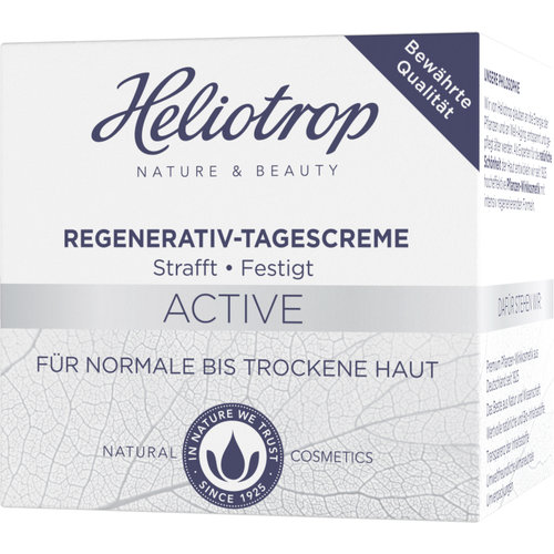 HELIOTROP Active regenerativ-dagcreme 50ml