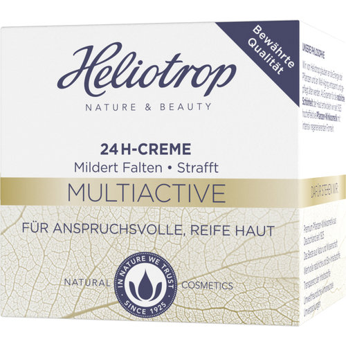 HELIOTROP Multiactive 24h-creme 50ml
