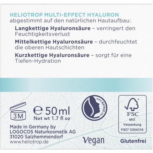 HELIOTROP Active hyaluron multi-perform dagcreme 50ml