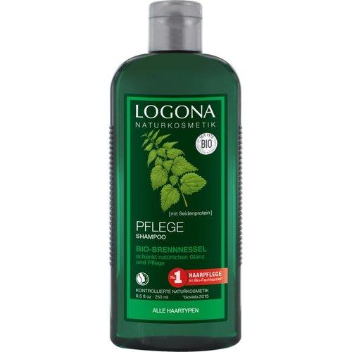 Logona Care shampoo organic nettle 250ml