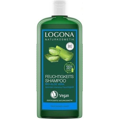 Logona Moisturizing shampoo organic aloe vera 250ml