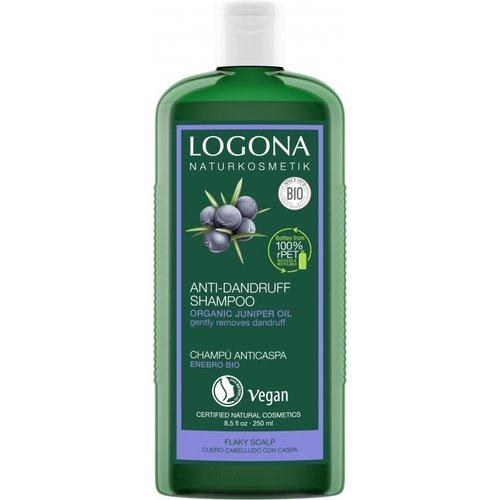 Logona Anti-dandruff shampoo organic juniper oil 250ml