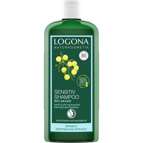 Logona Sensitive shampoo organic acacia 250ml
