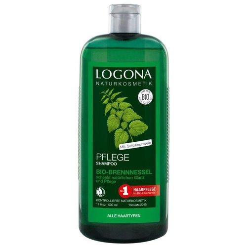 Logona Care shampoo organic nettle 500ml