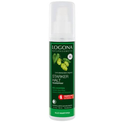 Logona Hair spray bio hop 150ml