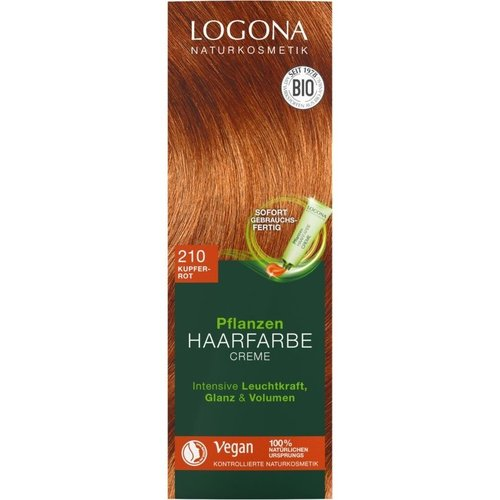 Logona Copper red 150ml