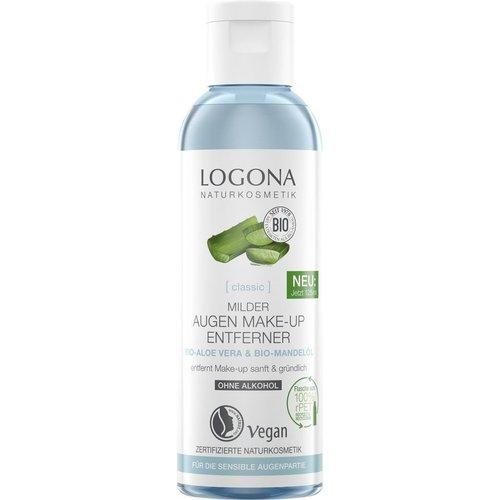 Logona Classic mild eye make-up remover organic aloe vera 125ml