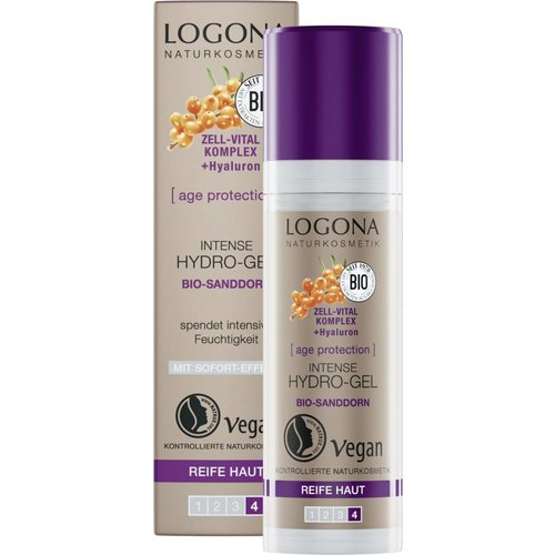 Logona Age protection intense hydro gel bio sea  buckthorn 30ml