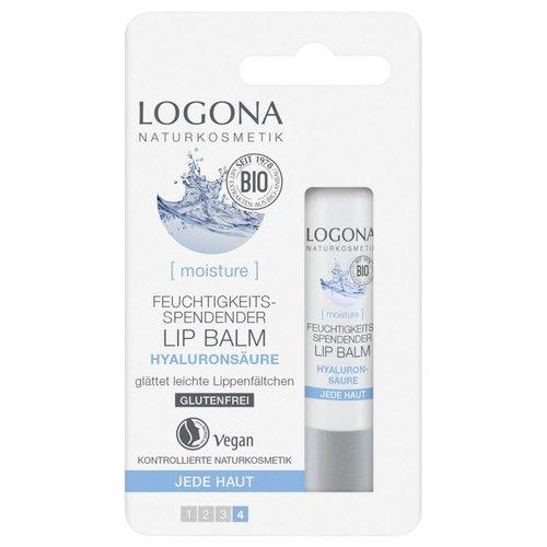 Logona Moisturizing lip balm with hyaluron 4,5g