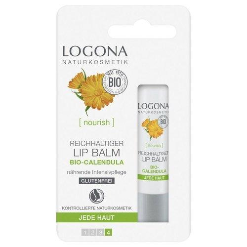 Logona Rich lip balm calendula 4,5g