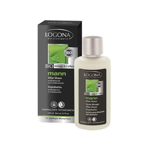 Logona man aftershave 100ml