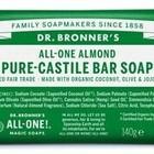 Dr Bronners barsoap amandel 140gr