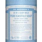 Dr Bronners Magic pure castile soap baby mild 945ml