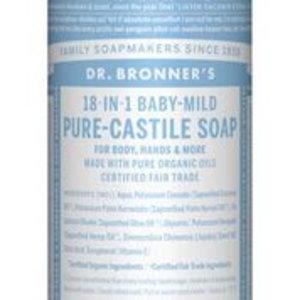 Dr Bronners Magic soap Baby-mild 240 ml