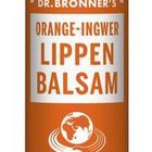 Dr Bronners Lipbalsem sinaasappel gember