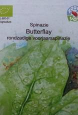 Spinazie Butterflay -   in zakje aquarel