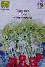 Radijs Rudi -   in zakje aquarel