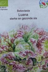 Sla Luana -   in zakje aquarel