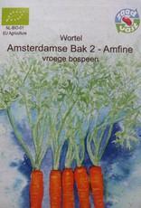 Diverse wortelgewassen Amsterdamse Bak 2 - in zakje aquarel