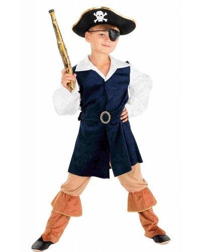 magicoo Deluxe Piratenkostüm für Kinder