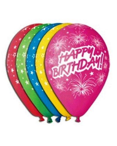 "Magicoo Premium Luftballons ""Happy Birthday"""