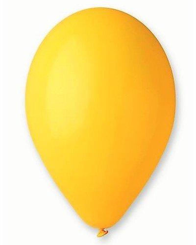Magicoo 10 Premium Luftballons in Gelb