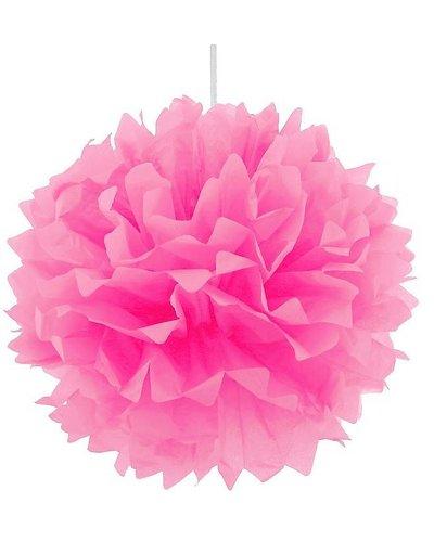 Magicoo Pom Pom Dekoball rosa - 40 cm