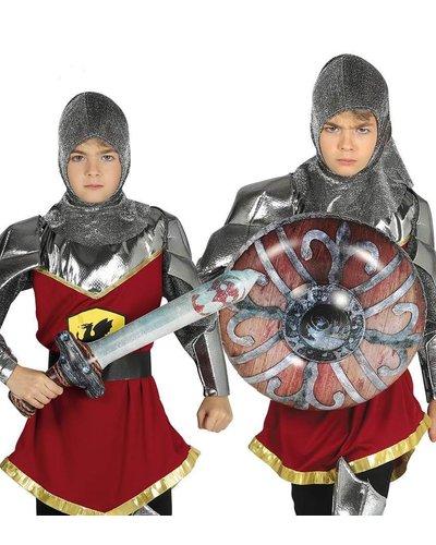 Magicoo Aufblasbares Ritterschwert und Schild