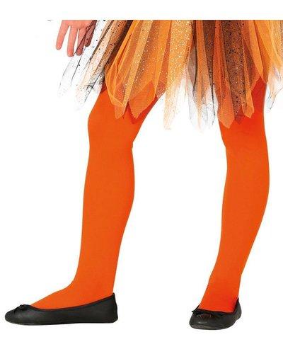 Magicoo Orangene Strumpfhose für Kinder
