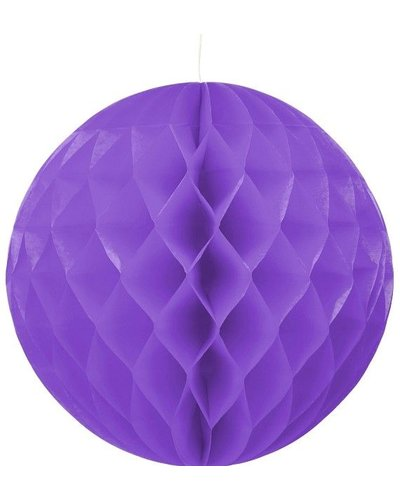 Magicoo Party Wabenball lila (30 cm)