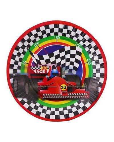 "Magicoo Partyteller ""Autos - Formel 1"" - 6 Stück - 18 cm"