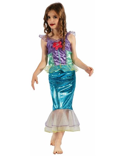 Magicoo Meerjungfrau Kostüm für Kinder