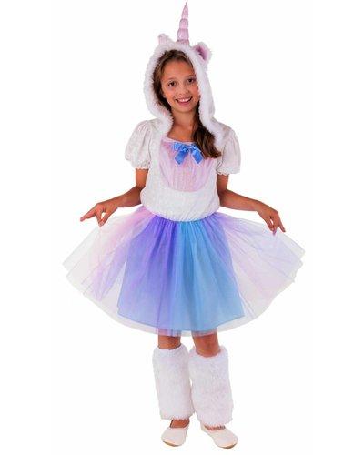 Magicoo Einhornprinzessin - Einhorn Kostüm Mädchen