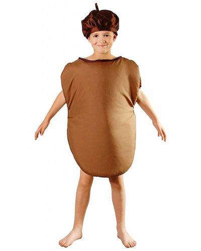 Magicoo Obst Eichel-Kostüm für Kinder
