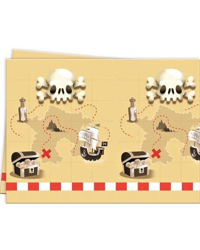 Magicoo Tischdecke für Piratenparty - 120 x 180 cm