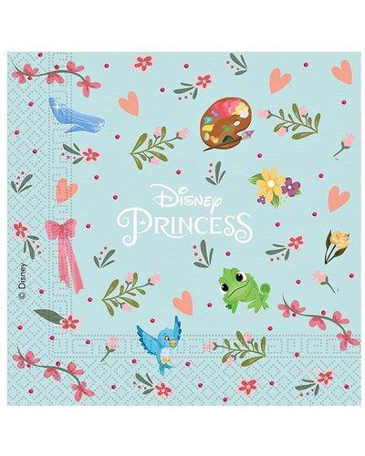 """Magicoo 20 Servietten """"Disney Prinzessinnen"""""""