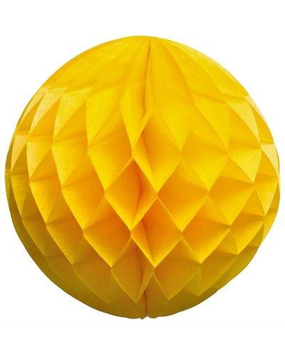 Magicoo Party Wabenball gelb - 25 cm