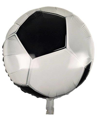 Magicoo Folienballon Fußball - 45 cm groß